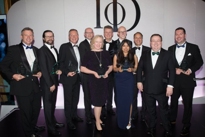 IoD 2017 Award Winners