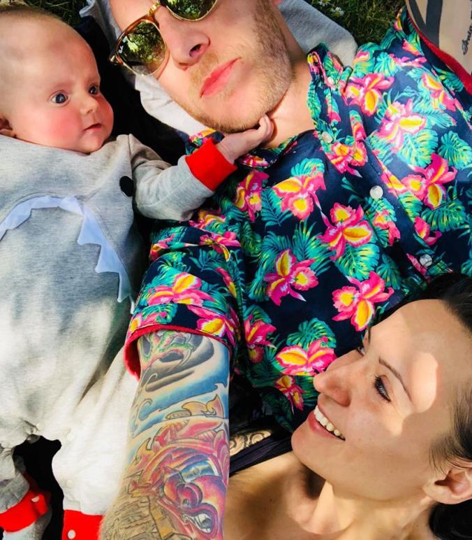 Anna & Baby