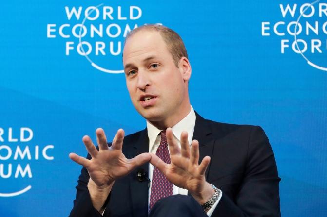 Forum, Davos, Switzerland - 23 Jan 2019